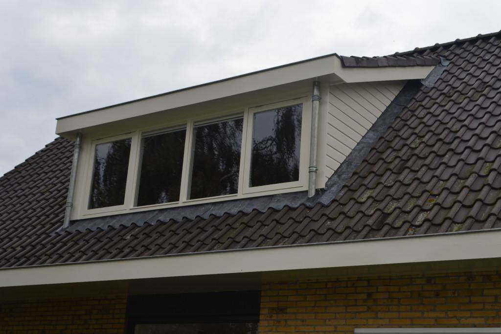 Nieuwe dakkapel